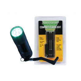 Green Eye LED Flashlight