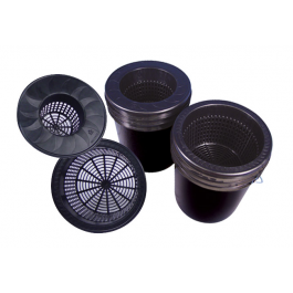 Mesh Pot Bucket Lids