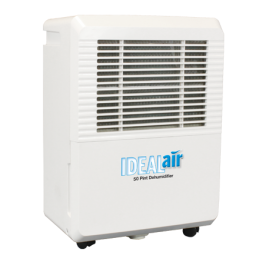 Ideal Air 50 Pint Dehumidifier