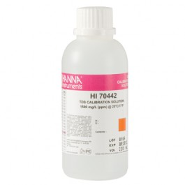 Hanna 1500 PPM Calibration Solution
