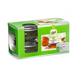 Ball Jar Collection Elite 8 oz - Pack of 4