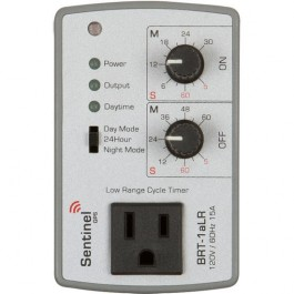 Sentinel BRT-1a-LR-WM Basic Recycle Timer Low Range Wall Mount