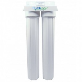 Hydro Logic Tall Boy - Outdoor De-Chlorinator & Sediment Filter