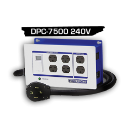 Powerbox DPC 7500 240V Lighting Controller