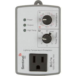 Sentinel BLC-1a-PB Basic Lighting Controller Plug Box