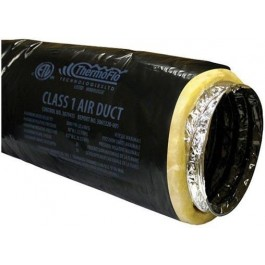 Thermoflo SRB Black Insulated Ducting