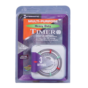 Intermatic TN311C - 15 amp Timer