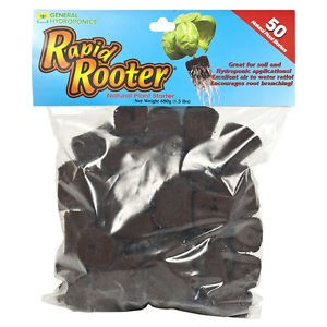 Rapid Rooter - 50 Replacement Plugs