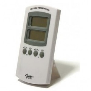 Active Air Indoor-Outdoor Thermometer w/ Hygrometer