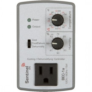 Sentinel BEC-1a-WM Basic Environmental Controller Wall Mount