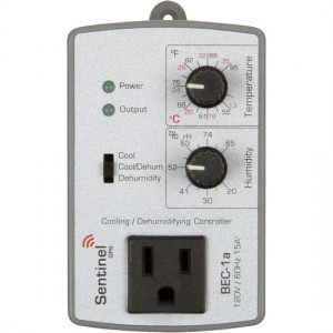 Sentinel BEC-1a-PB Basic Environmental Controller Plug Box