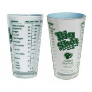 Big Shot Measurer - 16 oz