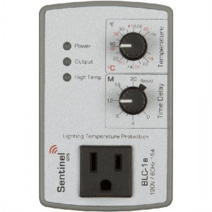 Sentinel BLC-1a-WM Basic Lighting Controller Wall Mount