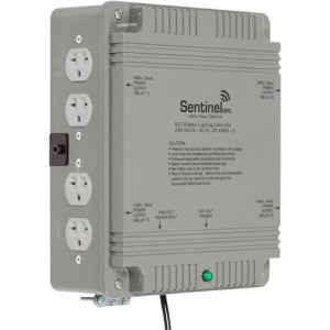 Sentinel BLC-8 Basic Lighting Controller 8 Outlet