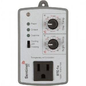 Sentinel BTC-1a-PB Basic Temperature Controller Plug Box