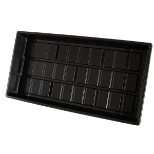 "Seedling Flat Cut Kit Tray 10"" x 20"" - 3 Pack"