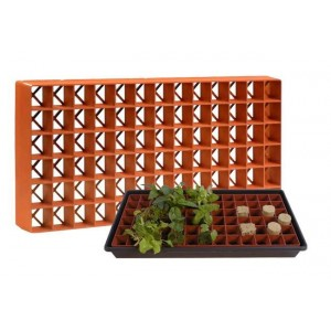 Grodan Gro-Smart Tray Insert 78 Cell