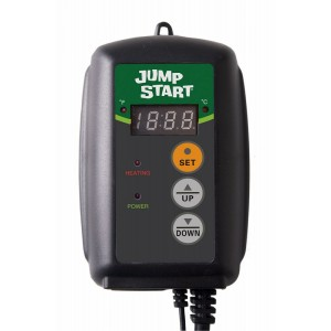 Hydrofarm Digital Temperature Controller for Heat Mat