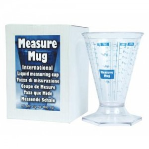 International Measure Mug