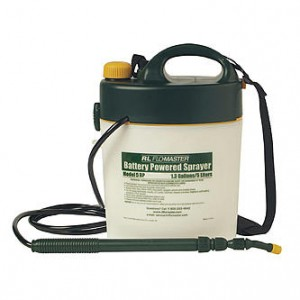 Flo-Master Battery Powered Sprayer