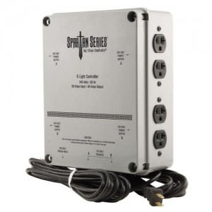 Titan Controls Spartan Series 8 Light Controller -240V