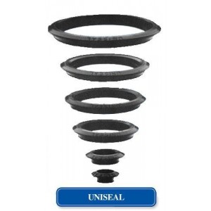 Uniseals Fittings Bulkhead Connectors