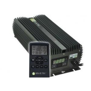 SolisTek Matrix SE/DE Digital Ballast Dimmable 120/240V - 1000w W/ Remote Included