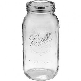 Ball Jar 64 oz - Pack of 6