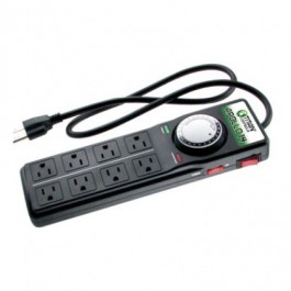 Titan Controls Apollo 14 - 8 Outlet Power Strip with Timer