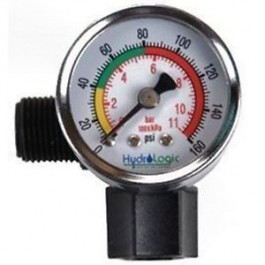 Hydro Logic Stealth RO100 / RO200 Pressure Gauge Fitting Assembly