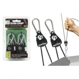 """Sun Grip Light Hangers 1/8"""""""
