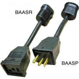 BAASP BAASR Receptacle Adapters
