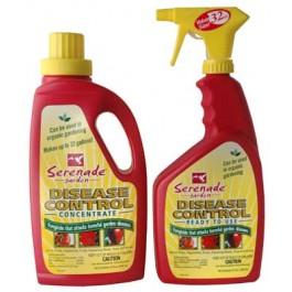 Serenade Garden Disease Control