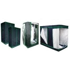 Sun Hut Enclosed Greenhouse
