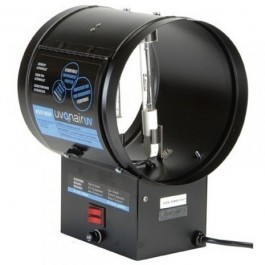 Uvonair UV-In-Line Duct Ozonator