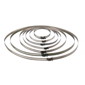 Ideal-Air Stainless Steel Hose Clamps