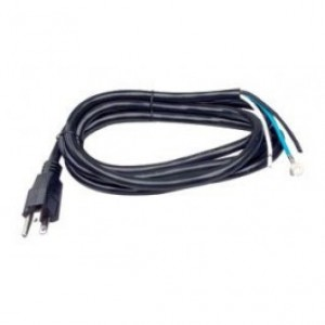 16/3 120V Heavy Duty Power Cord 8' UL