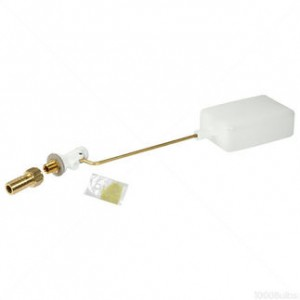 Float Valve with Barbed Fitting