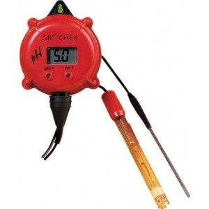 Hanna GroChek pH Indicator w/ Electrode