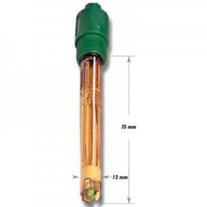 Hanna pH/EC/TDS Temp Continuous Monitor Replacement pH Probe