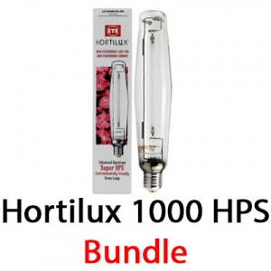 Hortilux Super HPS Bundle Pack - 1000w