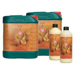 House & Garden Soil Nutrient A & B