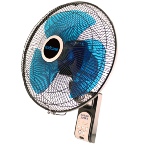 Hurricane Super 8 Digital Wall Mount Fan 16""