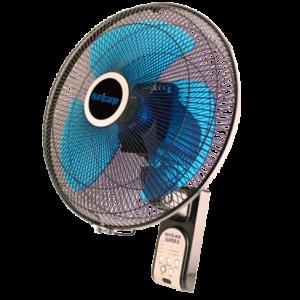 """Hurricane Super 8 Digital Wall Mount Fan 16"""""""