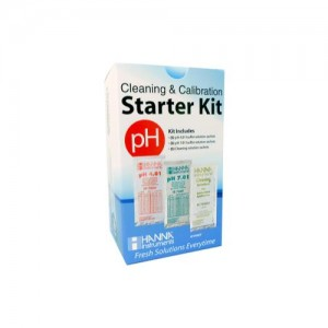 Hanna Solution Starter Kit - pH & Cleaning