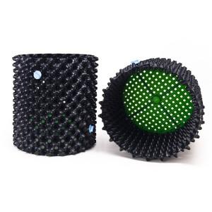 Superoots Air-Pot #5 (3.6 gal - 13.8L, green base) - Case of 12