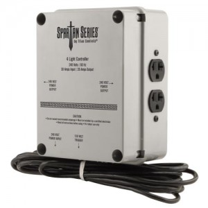 Titan Controls Spartan Series 4 Light Controller -240V