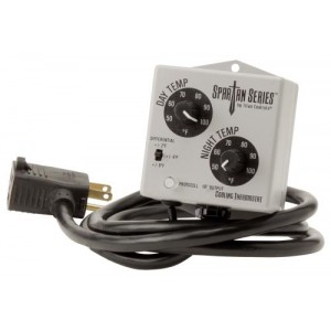 Titan Controls Spartan Series Cooling Controller Thermostat