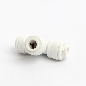 "1/4"" Speedfit Union Tee Connector"