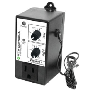 Titan Controls Zephyr 1 - Day / Night Temperature Controller
